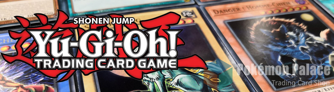 Get your Yu-Gi-Oh! TCG cards, sets, and accessories here!