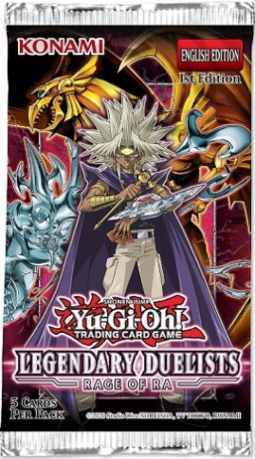 Legendary Duelists: Rage of Ra – Booster Pack