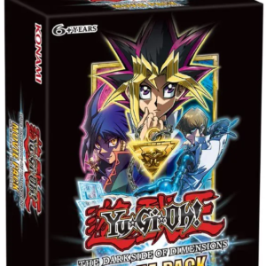 Yu-Gi-Oh! The Dark Side of Dimensions Movie Pack Secret Edition